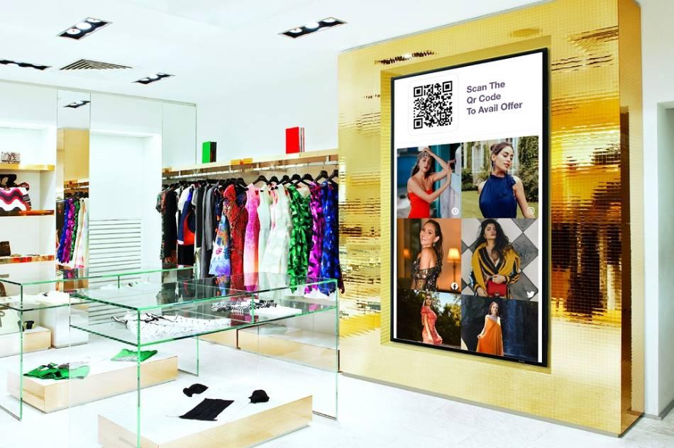 Retail Digital Signage Benefits